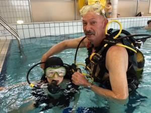 Vivez un baptême de plongée cet été  >)))°>